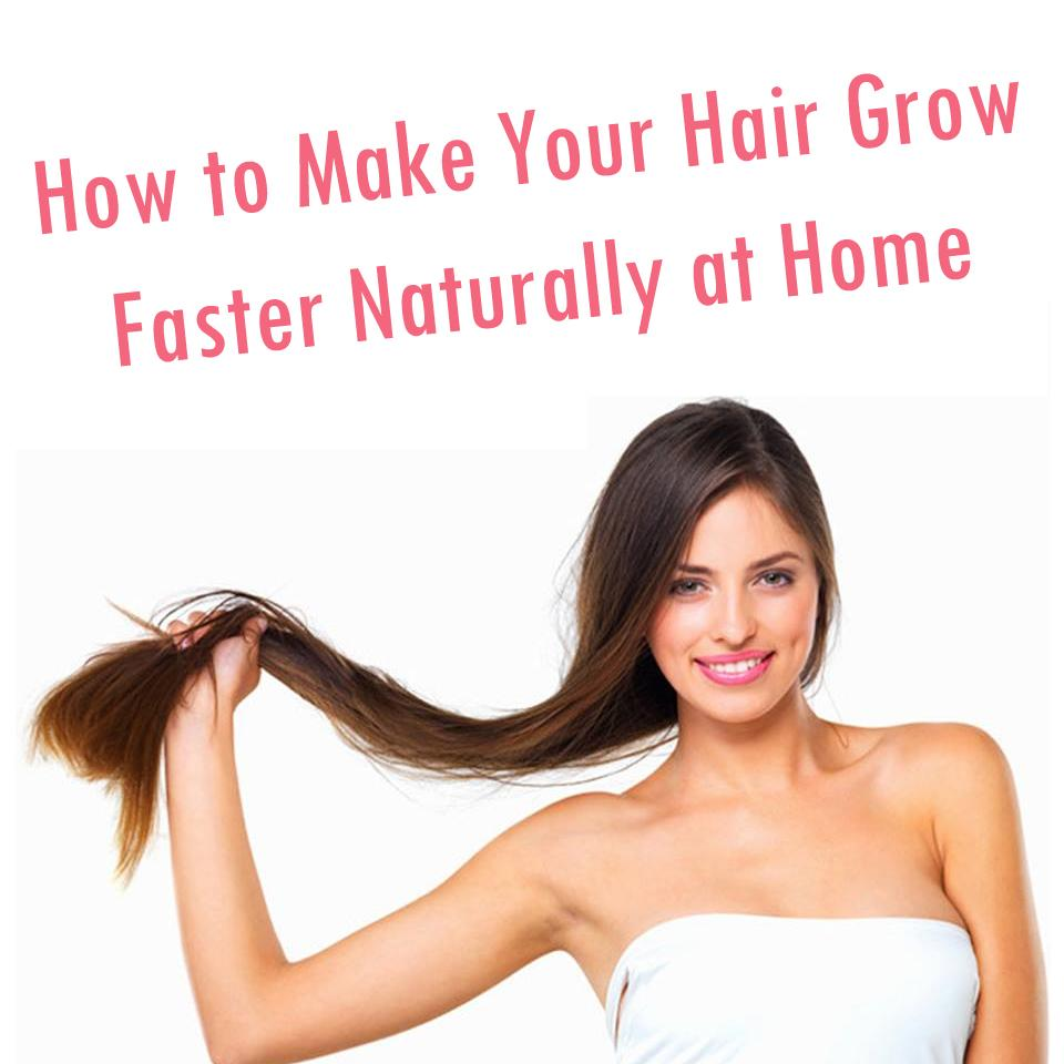 How To Make Your Hair Grow Faster Naturally At Home  Trusper
