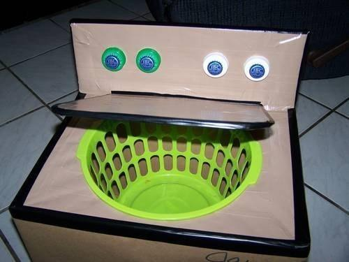 Cardboard Box Creations Your Kids Will Love