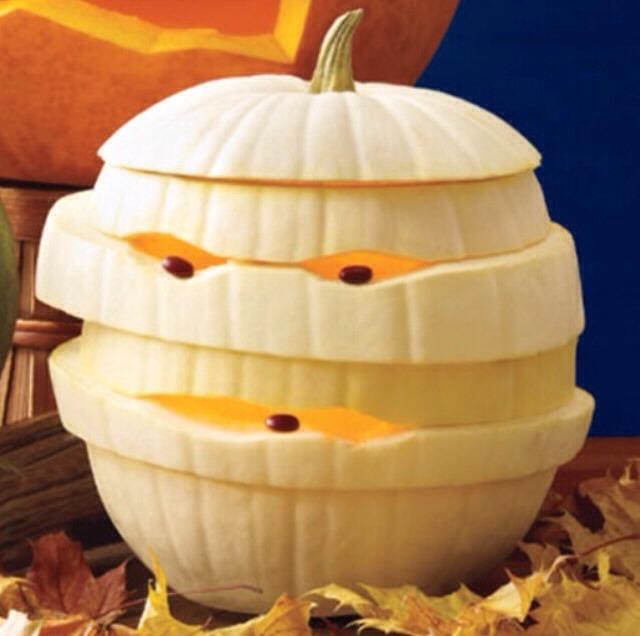 10 Halloween Pumpkin Ideas