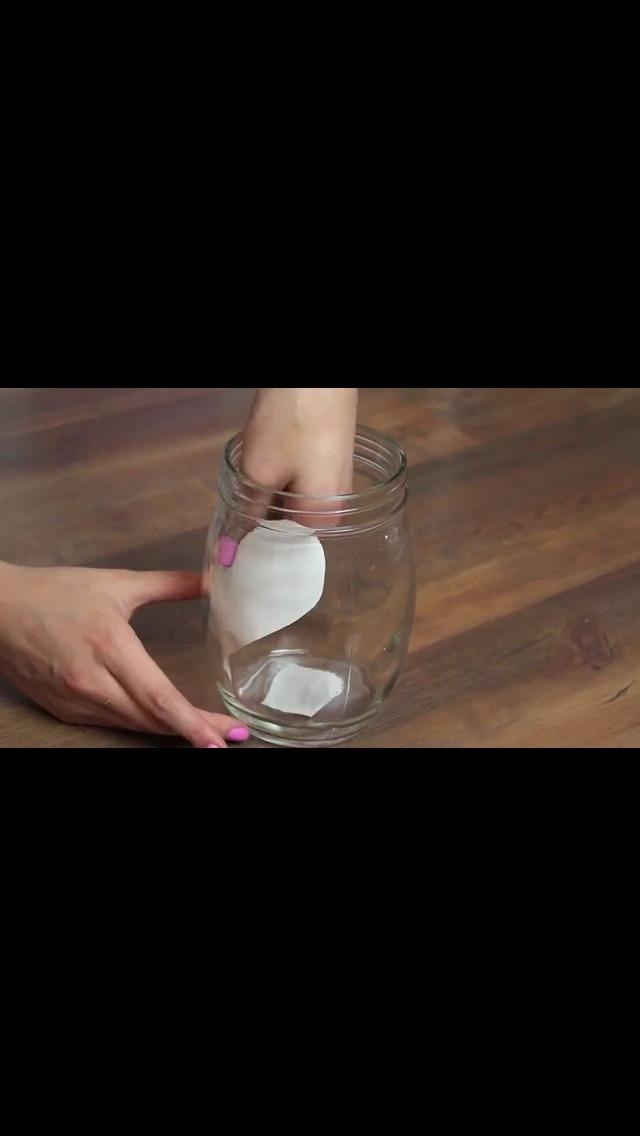 how to take super glue off glasses
