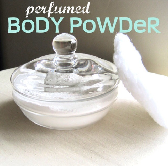 Perfumed Body Powder💨💁❤️