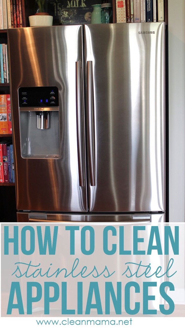 How To Clean Stainless Steel!