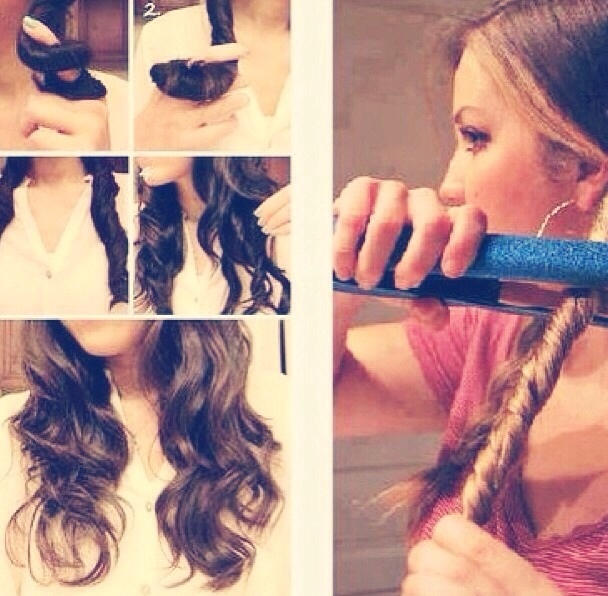Fast And Easy Way To Curl Your Hair Trusper