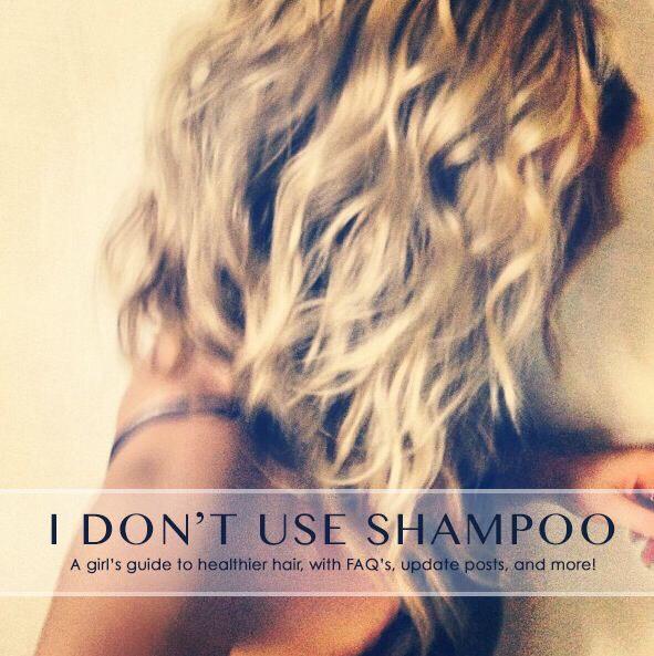 No Longer Use Shampoo But Still Get Flawless Hair!!!
