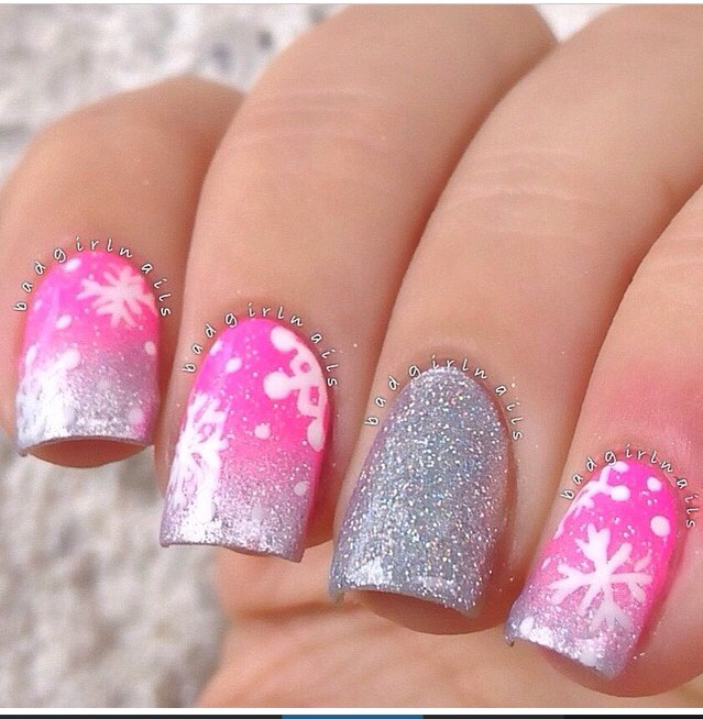 ️13 Stunning Winter Nail Designs ️ Must See 😯😍👌 Tipit