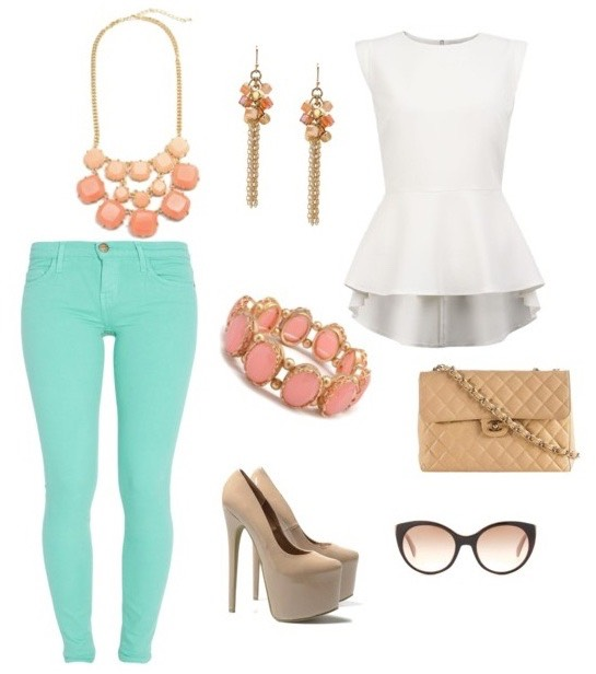 Spring Outfit Ideas😍👑