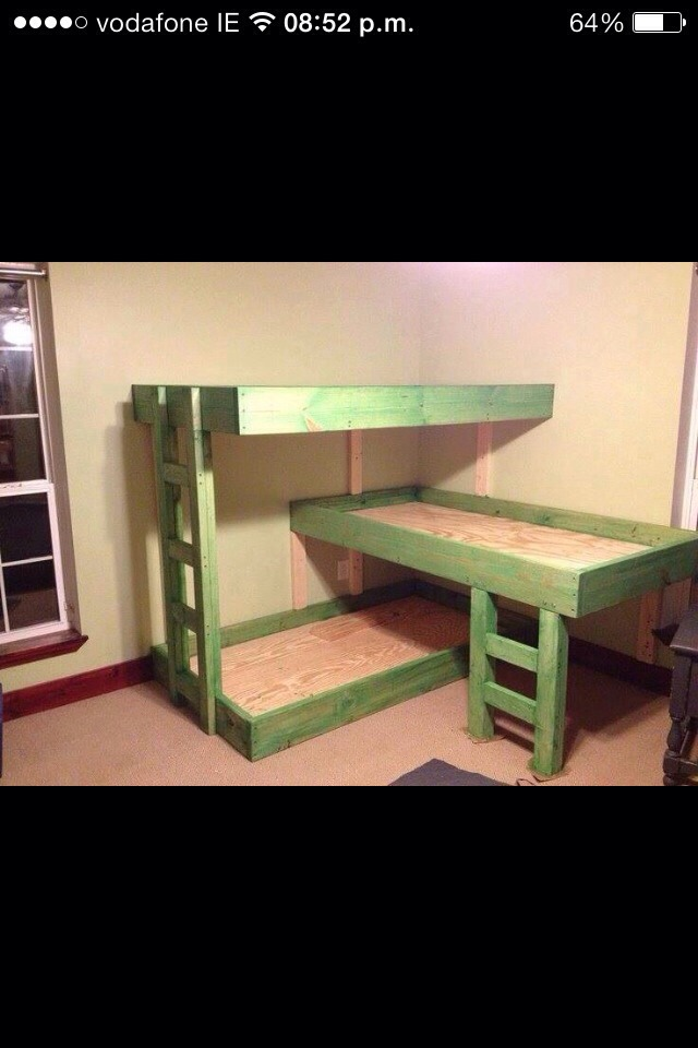 Space Saving Bunk Beds Trusper