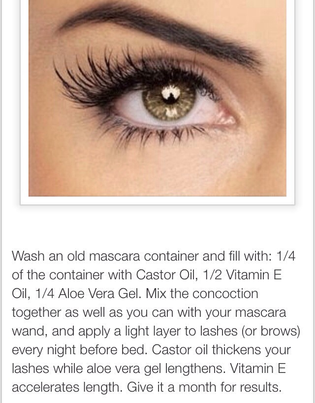 Take Care Of Your Eyelashes! Ticker, Fuller & Longer