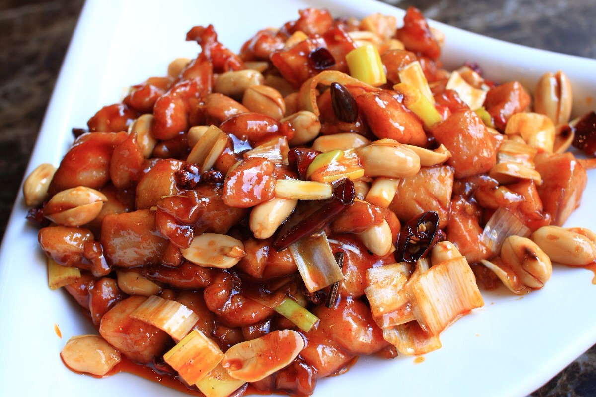 Kung Pao Chicken! Definitely Have To Make This! 😍 | Trusper
