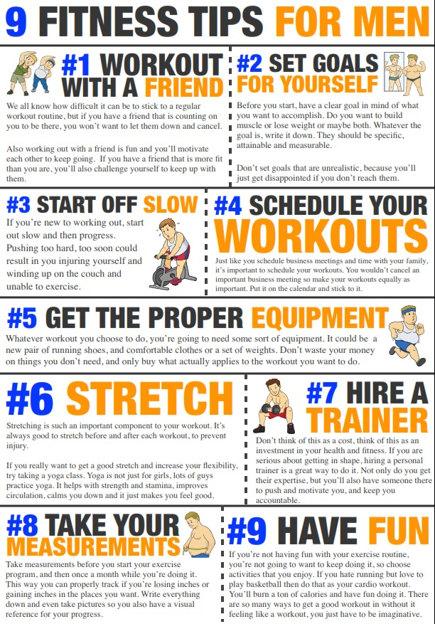 Health And Fitness Tips You Don't Want To Miss Out On ...