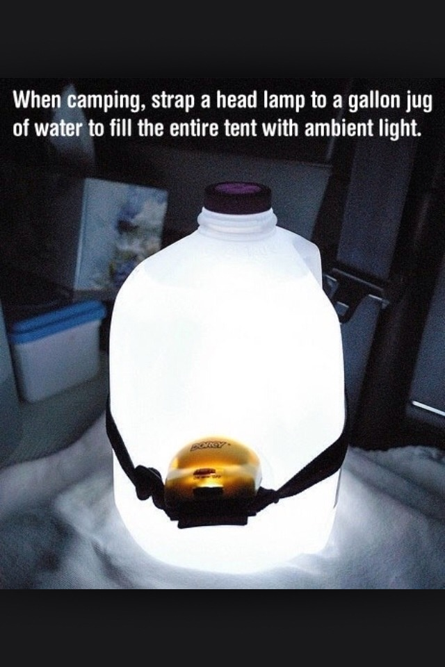 Homemade Lamp!