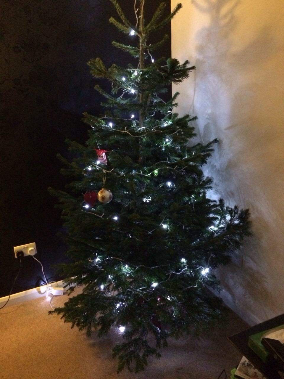 Stop Your Real Christmas Tree Dropping It 39 S Needles By