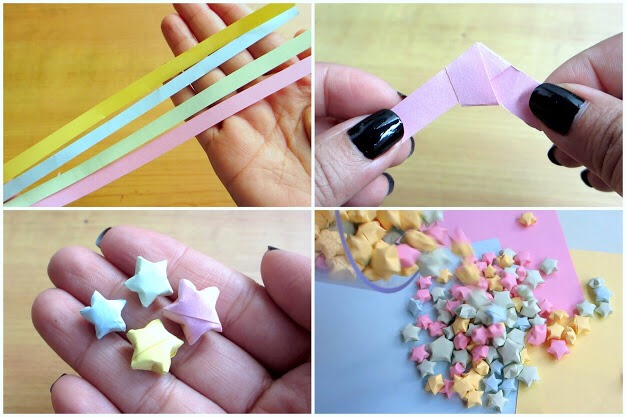 Diy room decor and ideas make your room super cute and for Origami decorations for your room