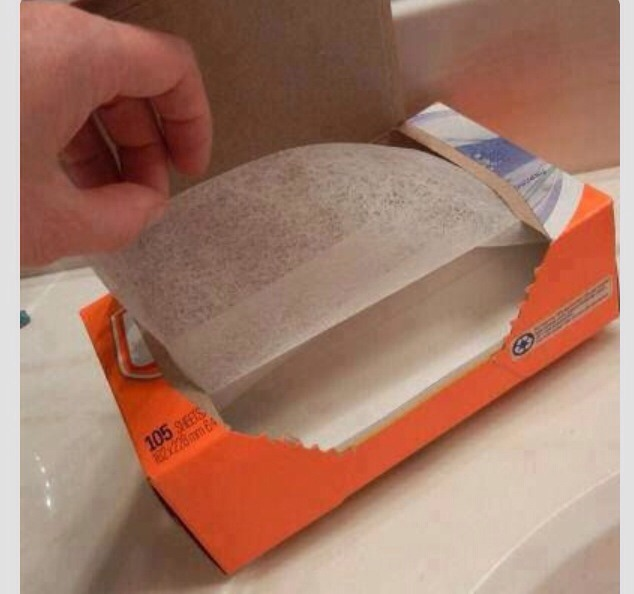👍✨🌟Seven Uses For Dryer Sheets🌟✨👍