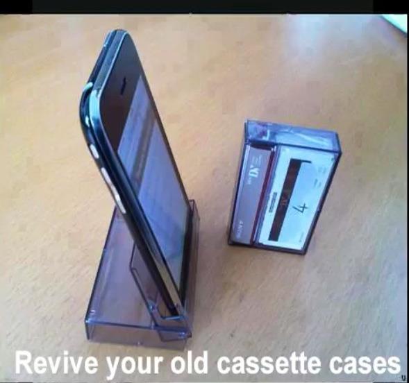 Make Your Own Cell Phone Holder! DIY :) : Trusper