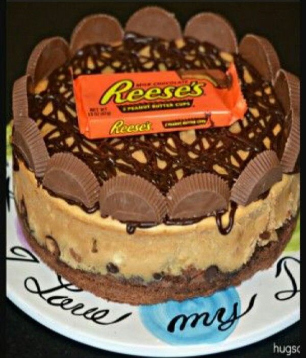 Reeses Peanut Butter Cheesecake!!!