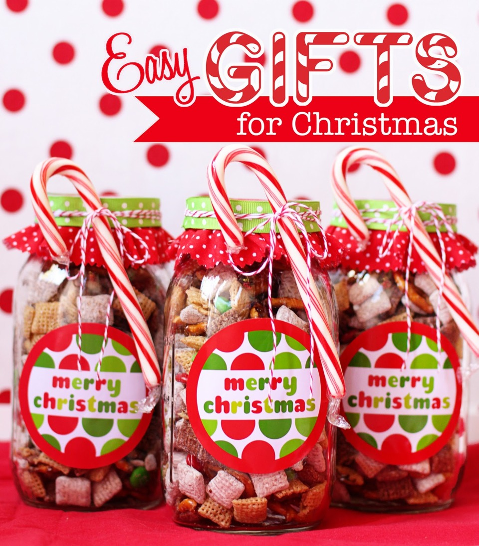 Cute Diy Christmas Gift Trusper