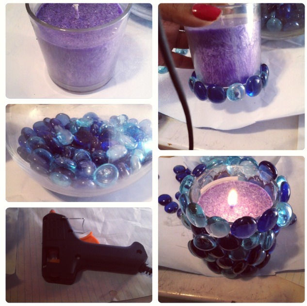 easy diy candle holder spice up your room trusper
