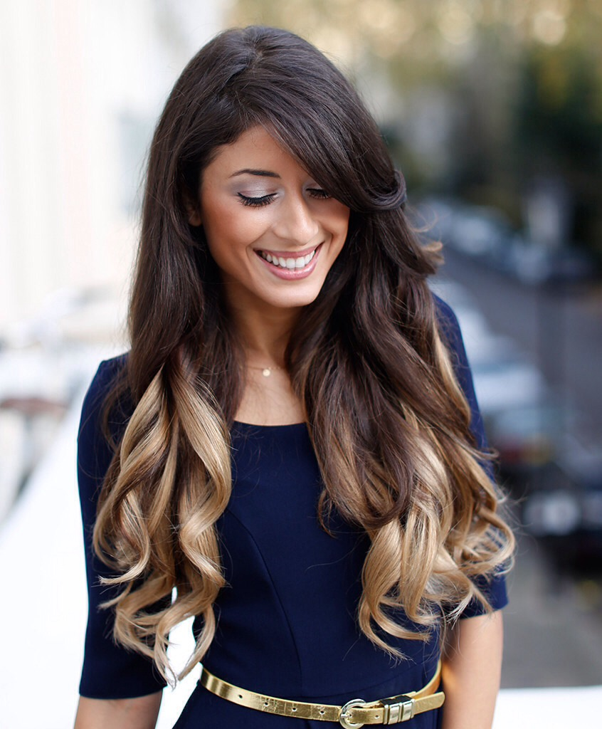 7 Useful Tips For Achieving A Flawless DIY Ombré On Dark ...