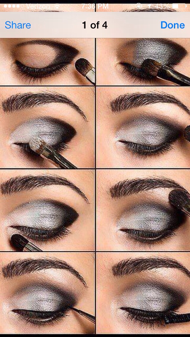 Sexy DIY Eye Makeup Ideas!!