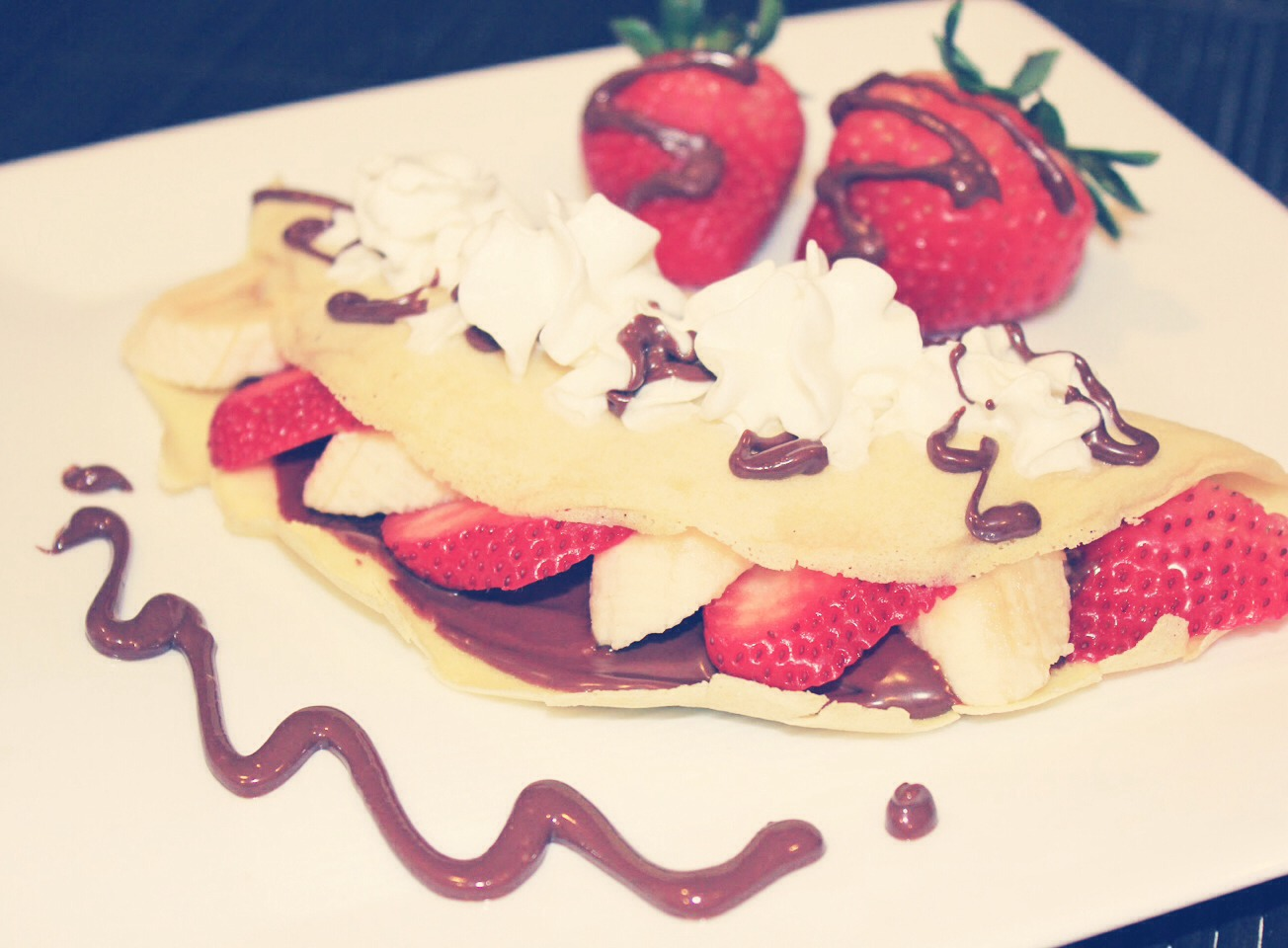 how to make nutella cups