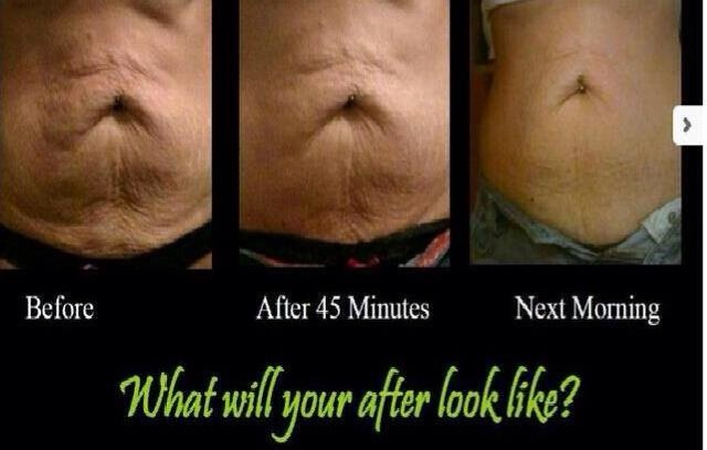 Tighten And Tone In 45 Minutes Lose Fat Not Water Weight