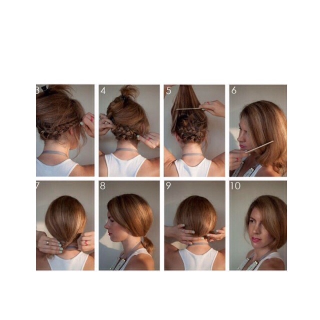 How To Make Your Hair Short Without Cutting It Trusper