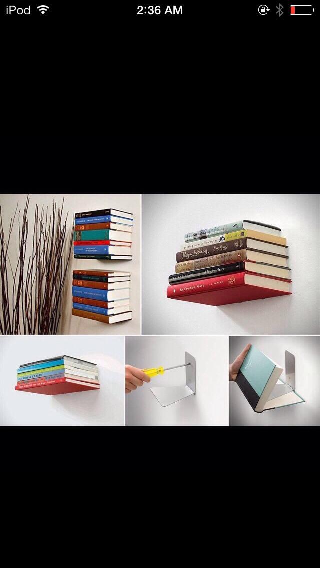 Invisible Book Shelf 640 x 1136