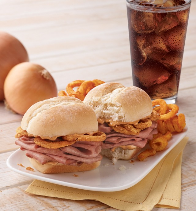 Arbys Roast Beef Sandwich And 3 Arbys Sauce Recipe Including The Yummy Cheese Sauce