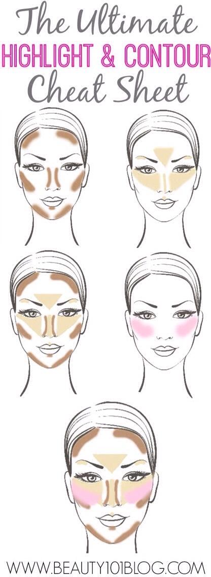 Makeup Tips And Tricks 🎀