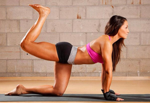 Bubble Butt | 12 Of The Best Butt Exercises #tipit