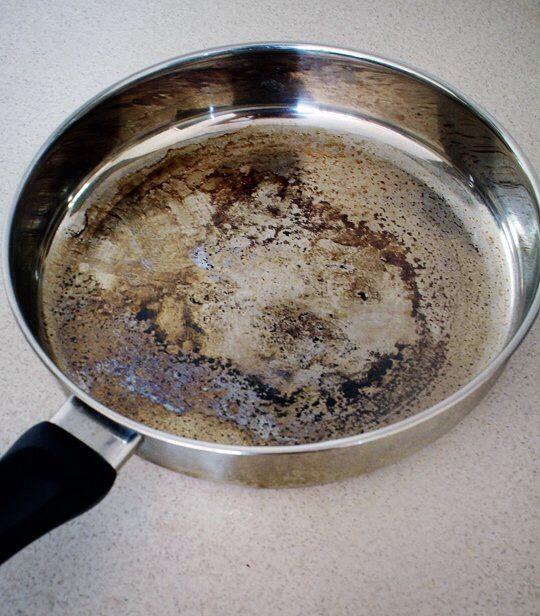 How To Clean Burnt Pots Scorched Pans Trusper