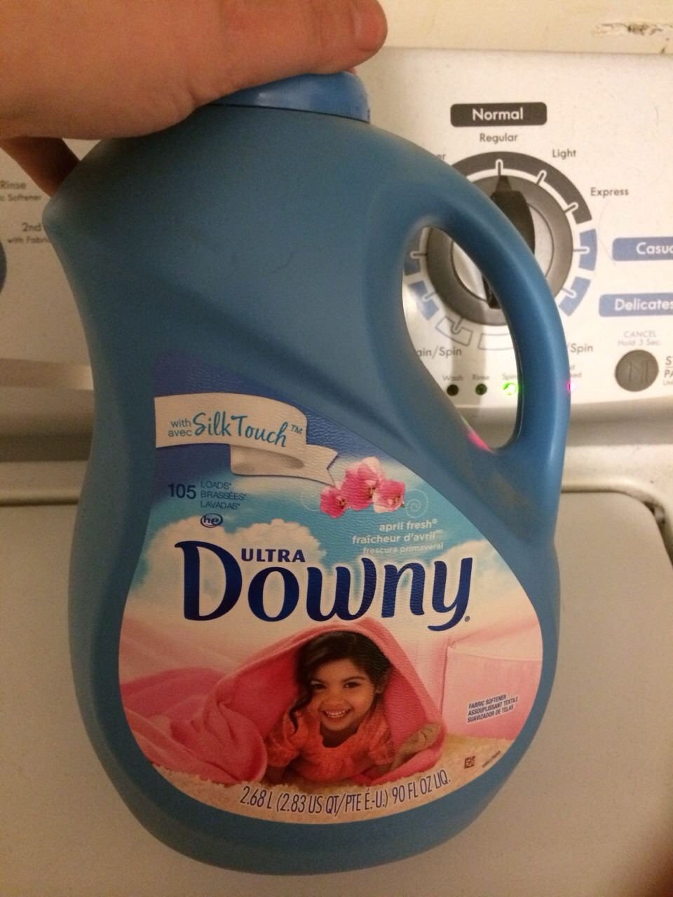 Downy Wallpaper Removal