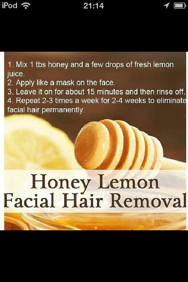Natural Way To Remove Unwanted Hair Permanently