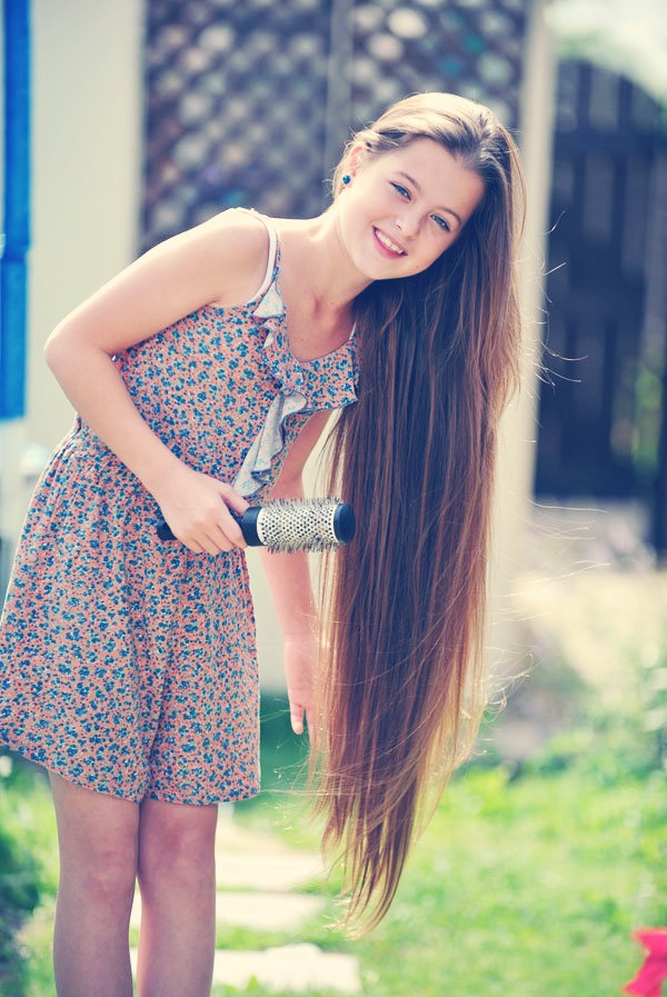 Grow Your Hair 3 Inches In Less Than A Week!