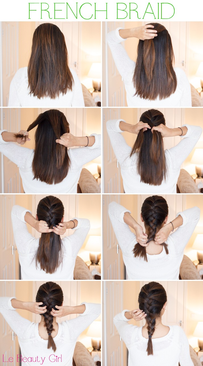 This Hairstyle Is Great If You Shower At Night When Already Have Damp Not Wet Hair Or Can Simply Apply Some Water Onto Your