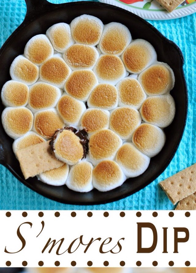 ❤️s'mores Dip!!! VERY Delicious!!!(:❤️ #tipit