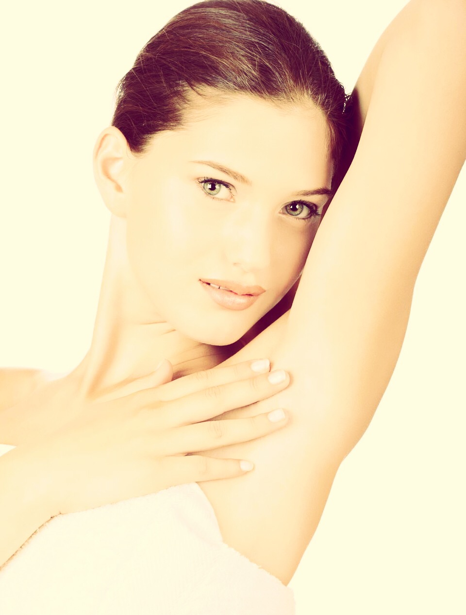 how to get rid of dark armpits with lemon
