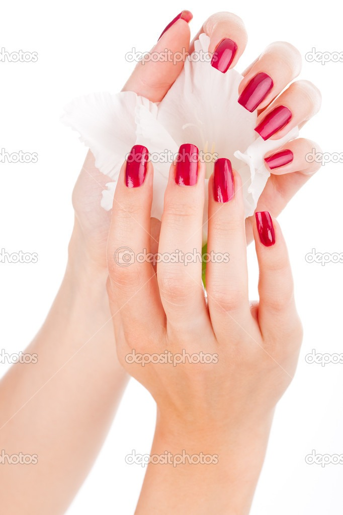 how to grow beautiful nails