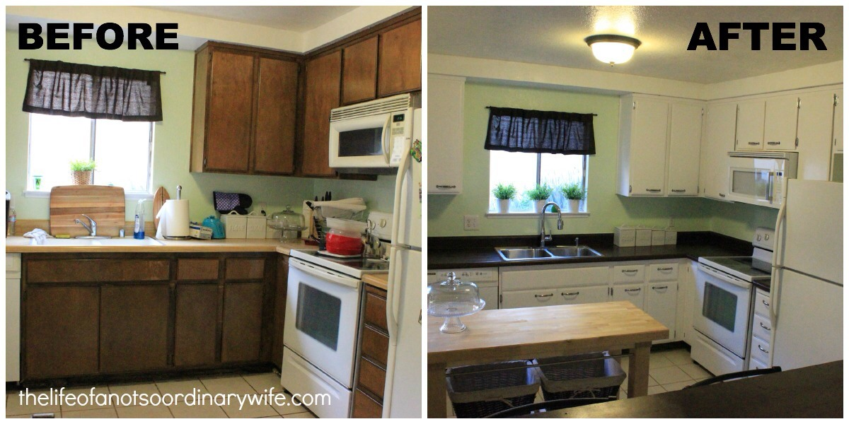 Diy tips and ideas trusper for Diy small kitchen remodel