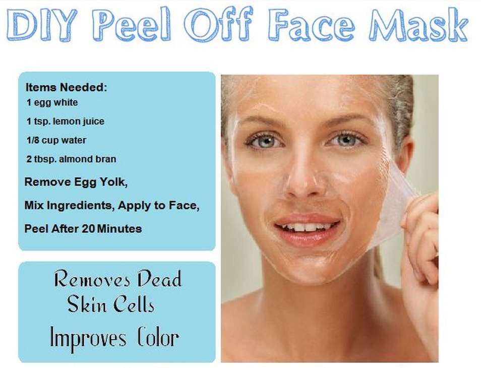 peel mask diy diy peel mask trusper