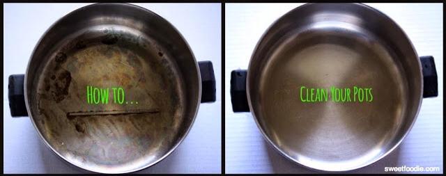 how to clean burnt pots pans trusper. Black Bedroom Furniture Sets. Home Design Ideas