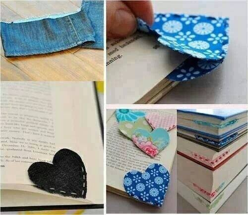 Cute DIY Clip/Bookmark 📔📔📕 📎📎📎