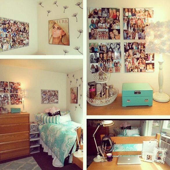 Dorm Room And Ideas  Trusper ~ 000617_Cute Dorm Room Wall Ideas