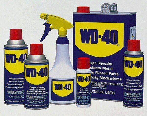 1⃣3⃣ Uses For WD-40 You Probably Didn't Know About.