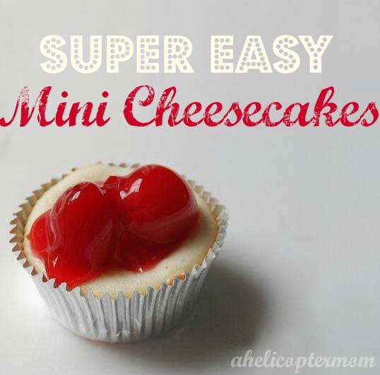 💥 Super Easy Mini Cheesecakes💥😍😋#tipit
