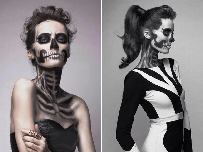 Halloween Makeup Idea's