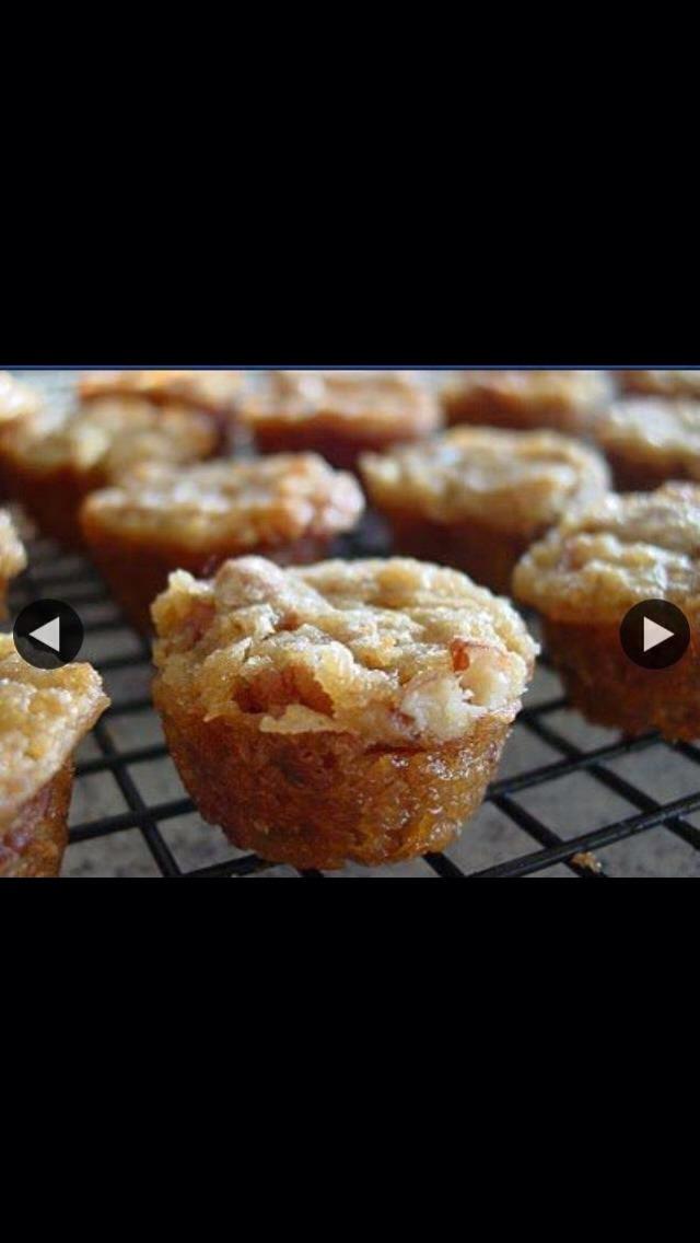 Pecan Pie Cupcakes Cake Mix