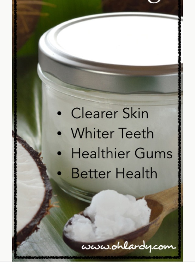 What is Oil Pulling??