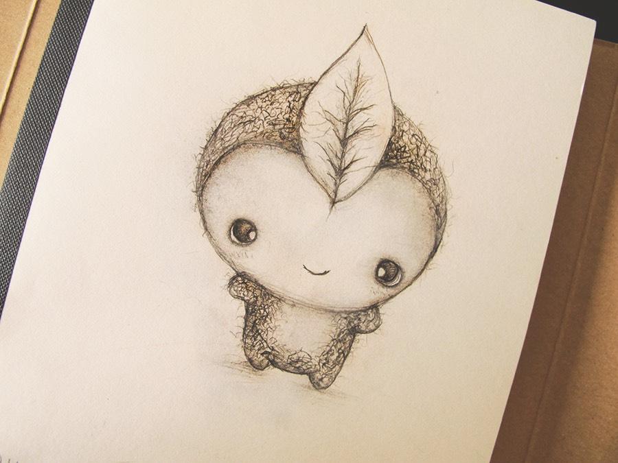 Creative drawing ideas trusper for Simple creative things